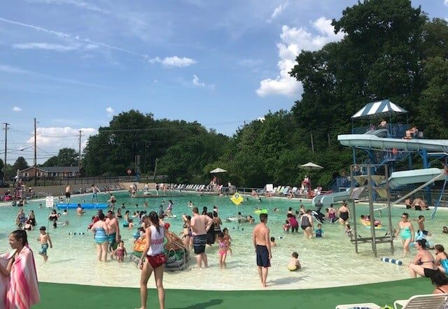 Clearwater Park- Swimming Pool