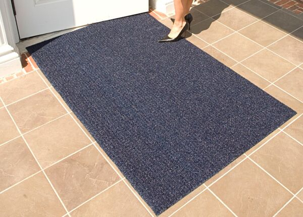 Brush Hog Plus 1 1 Floormat.com Turf pile fabric construction filters dirt and moisture away from the mat surface. Mat will not fade in the sun, and has drainable borders. Bi-level reinforced rubber construction for improved filtration performance. <ul> <li>100% solution-dyed nylon face won't fade in sunlight</li> <li>Rubber backing has 20% post consumer recycled car tire content.  Standard smooth backing or optional cleated backing</li> <li>Turf pile fabric construction filters dirt and moisture away from the mat surface</li> <li>Bi-level reinforced rubber construction for improved filtration performance</li> <li>High performance solution-dyed nylon face won't fade in sunlight</li> <li>Drainable borders</li> <li>Recommended for outside applications for all commercial buildings</li> </ul>