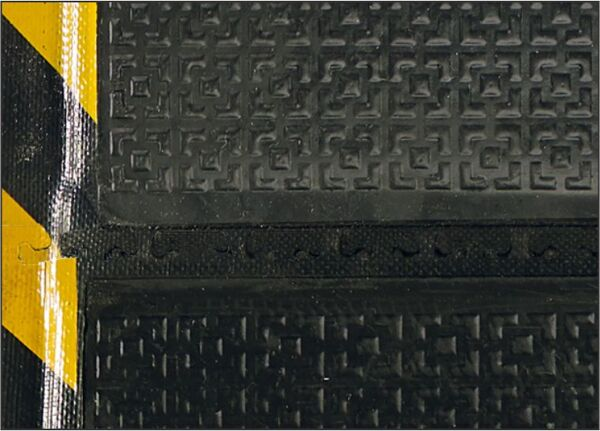 Happy Feet Linkable 3 Floormat.com Offered with textured or grip surfaces for comfort and slip resistance.