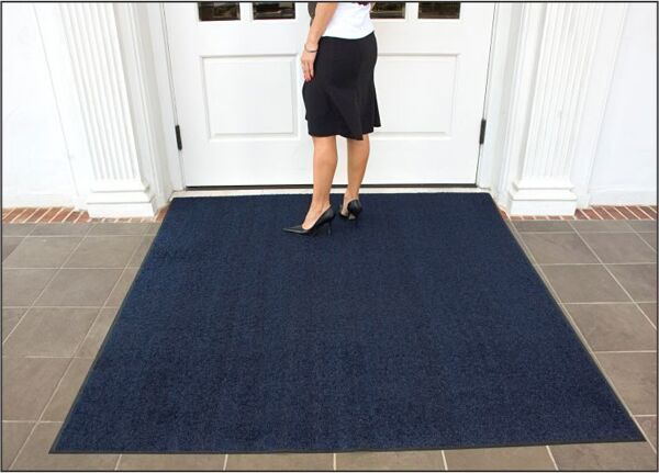 brush hog 1 1 e1521560814625 Floormat.com Turf pile fabric construction filters dirt and moisture away from the mat surface. Mat has drainable borders for effective water re-distribution. Recommended for outside applications. <ul> <li>100% solution-dyed nylon face won't fade in sunlight</li> <li>Turf pile fabric construction filters dirt and moisture away from the mat surface.</li> <li>High performance solution dyed nylon face won't fade in sunlight</li> </ul>
