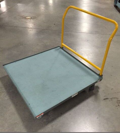 """floor safe tile cart Floormat.com <div id=""""tab1"""" class=""""tab""""> <div class=""""scroll-pane-tab""""> <div class=""""jspContainer""""> <div class=""""jspPane"""">This 40 in. square flat bed cart is specifically designed to hold Floor Safe Tiles - a simple and safe system to protect flooring. The carts can hold up to 80 tiles at once, and can be stacked for easy storage. The cart will also push across tiles that have already been placed down over the flooring. Made laying your Floor Safe Tiles quick and easy with the Floor Safe Tile Cart & Storage.</div> </div> </div> </div> <ul> <li>Cart Bed Dimensions: 40in. x 40in.</li> <li>Holds Up to 80 Floor Safe Tiles</li> <li>Stack Tiles for Easy Storage</li> </ul>"""