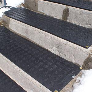 HOTFlake Snow Melting Stair Tread