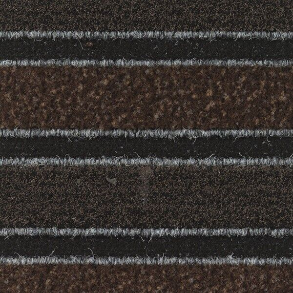 legacy fall brown Floormat.com Patented hybrid product installs like a carpet and performs like a foot grille. Can be cut to measure in any direction without fraying. <ul> <li>Combines top-of-the-line fibers that both scrape dirt and absorb moisture. Inserts integrate with a variety of design schemes</li> <li>Polypropylene Base Grid and Premium Polyamide Nylon Fibers (6.6) with 5.63% post consumer recycled content</li> <li>High Density Anti-Slip Rubber backing</li> </ul>