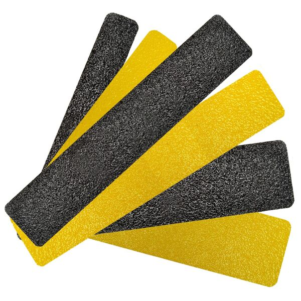 master stop extreme step tape 1 Floormat.com Made with a proprietary formula, Floormat.com's Extreme tapes & treads are specifically designed to out-perform standard anti-slip tapes. Multi-climate durable design is ideal for demanding applications where safety is a must. <ul> <li>Offshore marine applications, oil and gas rigs, heavy traffic areas, work areas loading docks, stairways, ramps, walkways, bleachers, and heavy equipment.</li> <li>Extreme Tapes & Treads are Floormat.com's strongest anti-slip products. From offshore construction and marine applications to the the transportation industry, this product is specially designed pressure sensitive adhesive material is capable of preventing slips, trips, and falls in the roughest environments.</li> </ul>