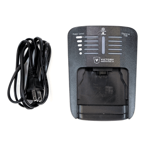 """professional 16.8 volt charger VP10 Floormat.com <span style=""""color: #ff0000;"""">These batteries are currently on backorder until further notice. The supplier is having undisclosed issues with their manufacturing, and we have not been given a clear date when orders will be filled. They are the sole producer of these batteries. Our customers are on the top of the fulfillment list with the supplier. We will ship all orders as soon as the manufacturer makes them available.</span> Lithium-ion battery delivers 8 hours of run time and can be recharged up to 800 times."""