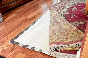 rug buddy ms Floormat.com Programmable smart thermostat for use with the RugBuddy under area rug heater. The programmable thermostat plugs into a standard grounded 120-volt, 15-amp household outlets and is armchair programmable with four (4) settings per day plus weekend settings. <ul> <li>Plug the SmartStat into a convenient household receptacle</li> <li>Plug your RugBuddy into the PlugBuddy SmartStat</li> <li>ETL Approved</li> </ul>