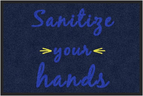 floor mat sanitize