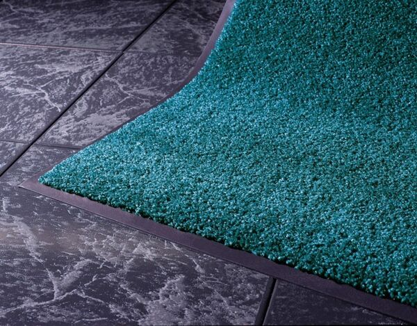 "stylist 2 Floormat.com <span data-offset-key=""epcq4-0-0"">Designed to release dirt easily with daily vacuuming or may be cleaned with any commercial carpet cleaning system. Recommended for commercial buildings, hotels, restaurants, healthcare facilities, office buildings, and more. Mat is not launderable.</span> <ul> <li>Edge maximizing the standing area</li> <li>The top will not separate</li> <li>Smooth non-skid vinyl backing</li> </ul>"
