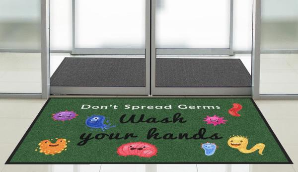 floor mat germs