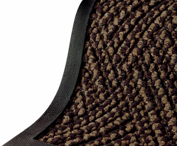 waterhog diamondcord mat BRN Floormat.com Interior scraper-wiper entrance mats for medium traffic areas