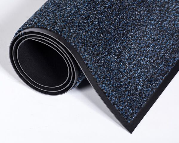 Dust Star 1 1 Floormat.com The most efficient and innovative wiper there is, Dust-Star™ contributes to improving the air quality and cleanliness of your facility! Preventive solution that will keep dirt from spreading onto your floors. Ensures better air quality than any other known entrance mats. <ul> <li>Unique microfiber/olefin blend with incredible dust retention properties</li> <li>Positively charged microfibers will attract hair, lint, dust and keep them from polluting the air</li> <li>Holds close to three times more liquid than our standard Rely-On™ Olefin wiper</li> <li>Perfect for Universities, Airports, Hospitals, Large Retail Stores, Shopping Malls, an Schools.</li> </ul>