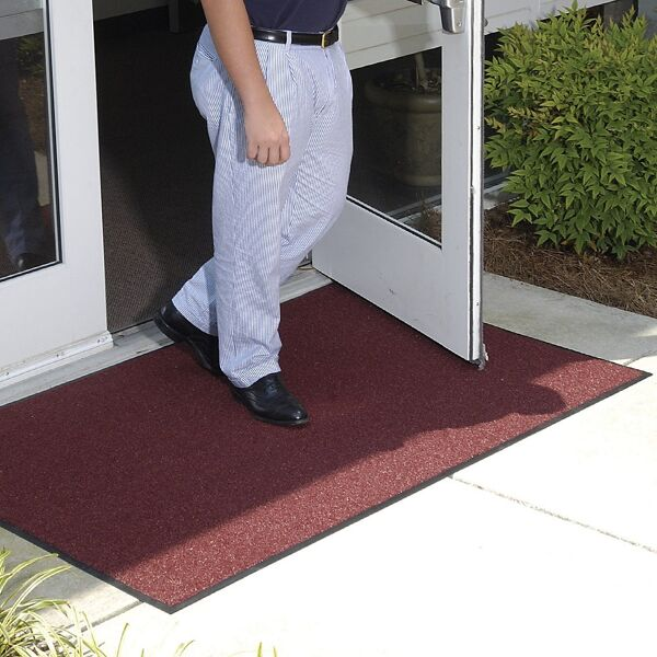 brush hog 2 Floormat.com Turf pile fabric construction filters dirt and moisture away from the mat surface. Mat has drainable borders for effective water re-distribution. Recommended for outside applications. <ul> <li>100% solution-dyed nylon face won't fade in sunlight</li> <li>Turf pile fabric construction filters dirt and moisture away from the mat surface.</li> <li>High performance solution dyed nylon face won't fade in sunlight</li> </ul>