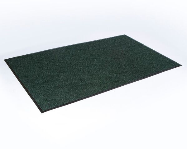 """chevron 1 Floormat.com Wiper/scraper mat featuring chevron-patterned surface and standard vinyl backing for medium traffic <ul> <li>Crush resistant surface reduces appearance of foot traffic</li> <li>Raised berber-style surface that scrapes dirt and removes moisture efficiently</li> <li>Decorative needlepunch V-pattern is easy to clean and performs well in multi-directional traffic areas</li> <li>Please note: Rubber-soled shoes may act as insulators, causing the mat to function improperly.</li> </ul> <h2>Chevron Herringbone Floor Mats & Matting</h2> Vinyl-backed needle punch wiper/scraper mat featuring chevron-patterned surface and standard vinyl backing for medium traffic. We offer it in standard mat sizes, rolls, or can provide custom mats for your requirements. <h2>Custom Shapes</h2> <img class=""""size-medium wp-image-15002 alignleft"""" src=""""https://www.floormat.com/wp-content/uploads/chevron-notrax-custom-shape-300x236.jpg"""" alt="""""""" width=""""300"""" height=""""236"""" />Floormat.comcan provide it in a wide variety of custom sizes and shapes, with angle cuts for offset doorways, circular cuts to fit openings, and more. Heavy duty edging can be added for higher traffic areas. Simply <a title=""""Email template"""" href=""""mailto:info@floormat.com?subject=Chevron%20Custom%20Shape%20Template"""">e-mail a template</a> with dimensions for a quote.<strong>Benefits:</strong> <ul> <li>High quality carpeting sculptured in a distinctive herringbone pattern.</li> <li>Hi-lo carpeting of 100% polypropylene brushes dirt and moisture off shoes — for later """"shake out"""" cleaning or vacuuming.</li> <li>Wear-, fade- and crush-resistant</li> <li>Distinctive contemporary look</li> <li>Can be seamed to create large, custom sizes.</li> <li>Exceptionally durable. Ideal for indoor or outdoor use.</li> <li>Color-coordinated, heavy duty vinyl base is slip and stain resistant.</li> </ul>"""
