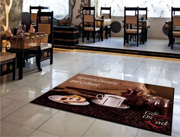 classic imp HD 2 Floormat.com Logos are printed onto carpet face; fine details, shading and 3-D images are achievable utilizing a state-of-the-art digital printer. <ul> <li>150 standard color options available.PMScolor matching is available with an upcharge</li> <li>Available with cleated backing for placement on carpet or smooth backing for hard floor surfaces</li> <li>Heavy 32 oz/sq yd high twist, heat-set nylon face fabric</li> </ul>
