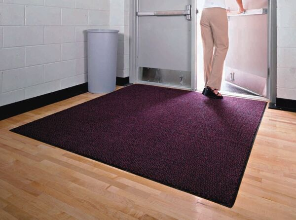 colorStar crunch 1 Floormat.com Aggressive indoor wiper mats offer maximum soil stopping power