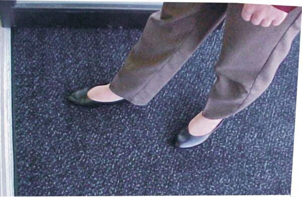 colorStar crunch 3 Floormat.com Aggressive indoor wiper mats offer maximum soil stopping power