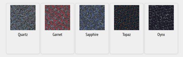 colorstar crunch colors Floormat.com Aggressive indoor wiper mats offer maximum soil stopping power