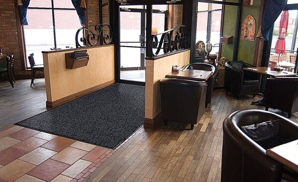 dust star mat floormat 1 Floormat.com The most efficient and innovative wiper there is, Dust-Star™ contributes to improving the air quality and cleanliness of your facility! Preventive solution that will keep dirt from spreading onto your floors. Ensures better air quality than any other known entrance mats. <ul> <li>Unique microfiber/olefin blend with incredible dust retention properties</li> <li>Positively charged microfibers will attract hair, lint, dust and keep them from polluting the air</li> <li>Holds close to three times more liquid than our standard Rely-On™ Olefin wiper</li> <li>Perfect for Universities, Airports, Hospitals, Large Retail Stores, Shopping Malls, an Schools.</li> </ul>
