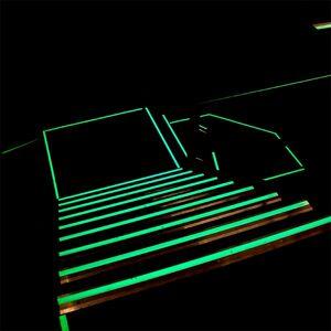 glow in dark egress marking tape Floormat.com