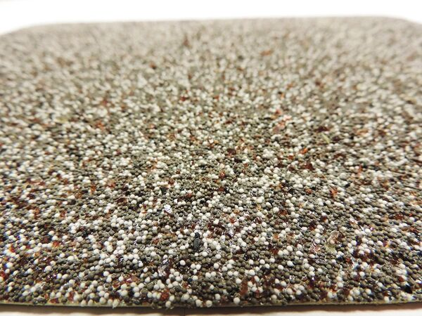 grip rock freezer 2 Floormat.com This non-slip matting promotes safety - to maintain employee performance, decrease injury related time off, workers compensation claims, and accident related litigation. Specifically designed to withstand cold temperatures found in coolers and freezers. <ul> <li>Made with crushed garnet and ceramic beads for secure footing</li> <li>Backing restricts creeping / Flexible even at freezer temperatures</li> <li>Low profile eliminates tripping hazard and allows it to be placed under thresholds</li> <li>Resists fungal & bacterial growth</li> </ul>