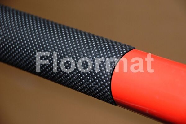 h3418 hand rail grip c Floormat.com Floormat.com's Handrail Grip Tape is becoming an essential component of a modern workplace or public environment. Handrails should be slip resistant and not cold to the touch; with this in mind, Floormat.com provides the solution. This tape is perfect for industrial, commercial, and assisted living environments.