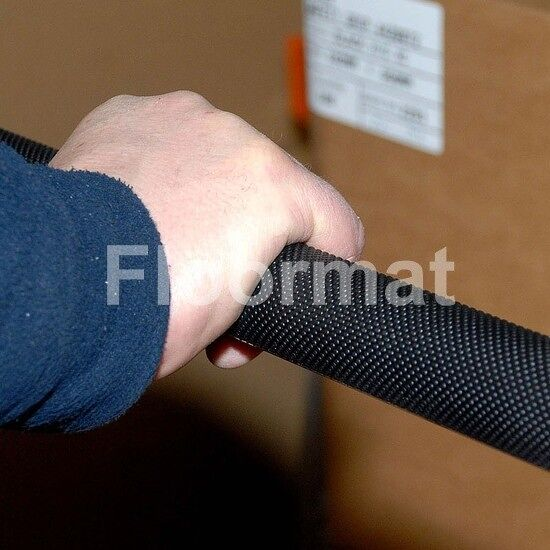 hand rail grip tape Floormat.com Floormat.com's Handrail Grip Tape is becoming an essential component of a modern workplace or public environment. Handrails should be slip resistant and not cold to the touch; with this in mind, Floormat.com provides the solution. This tape is perfect for industrial, commercial, and assisted living environments.