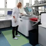 antimicrobial anti-fatigue floor mats
