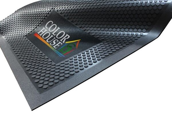 superscrape signature 2 Floormat.com This indoor/outdoor scraper entrance mat is available in attractive multi-color images that are produced by molding a digitally printed polymeric material into a durable nitrite <ul> <li>Unlimited color options with photo realistic images produce unparalleled detail and clarity</li> <li>Performs well in all types of environments</li> <li>SuperScrape Signature mats come in 3' x 5' and 4' x 6' sizes in either horizontal or vertical orientations</li> </ul>
