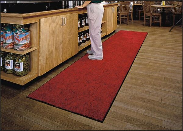 trigrip 4 Floormat.com Tufted nylon-on-rubber mats for high-traffic areas