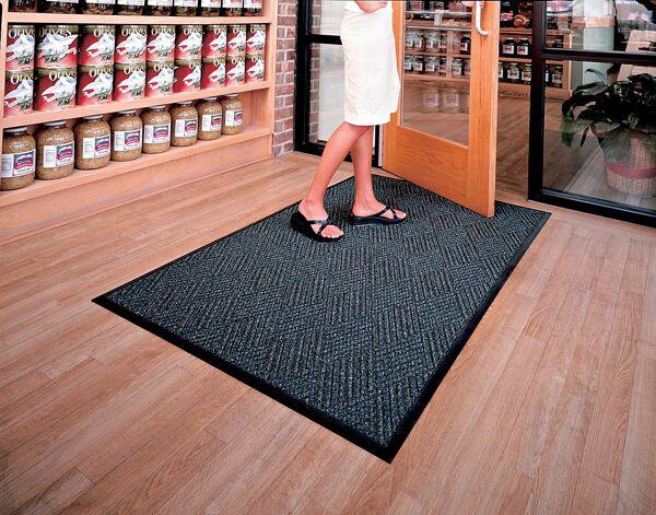 whdc 1 Floormat.com Interior scraper-wiper entrance mats for medium traffic areas